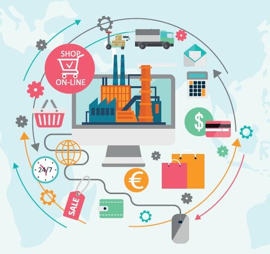 Site web e-commerce grand compte